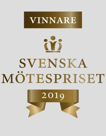 Pris för Årets Mötesplats 2019